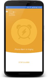 Full Battery & Theft Alarm App Download For Android 3
