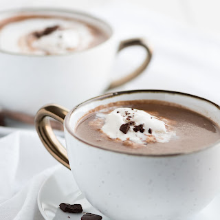 Hot Chocolate With Water Cocoa Powder Recipes