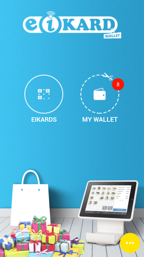 eiKard Wallet- screenshot