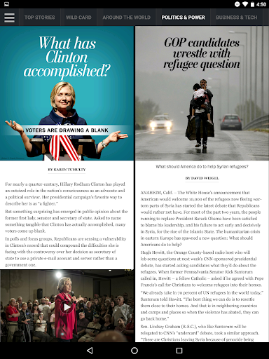 The Washington Post 1.11.4 screenshots 8