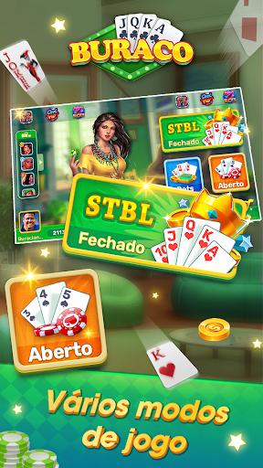 Buraco ZingPlay - Jogo de Cartas apkslow screenshots 3