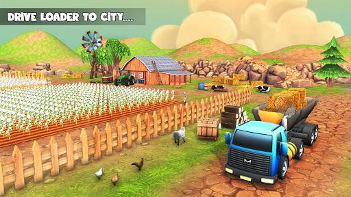 Cotton Farming: Harvester Simulator 2018 1.0 screenshots 6