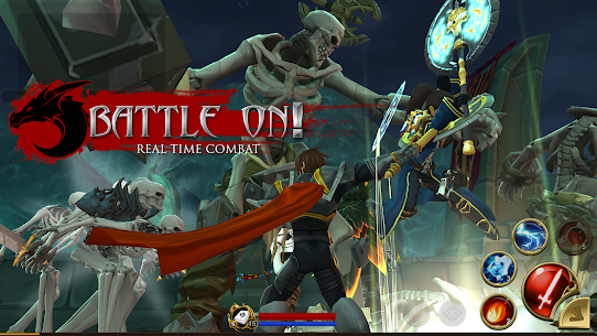 AdventureQuest 3D MMO RPG Mod Apk Download For Android and Iphone 8