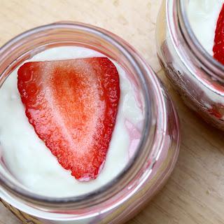 Strawberry Parfait No Egg Recipes