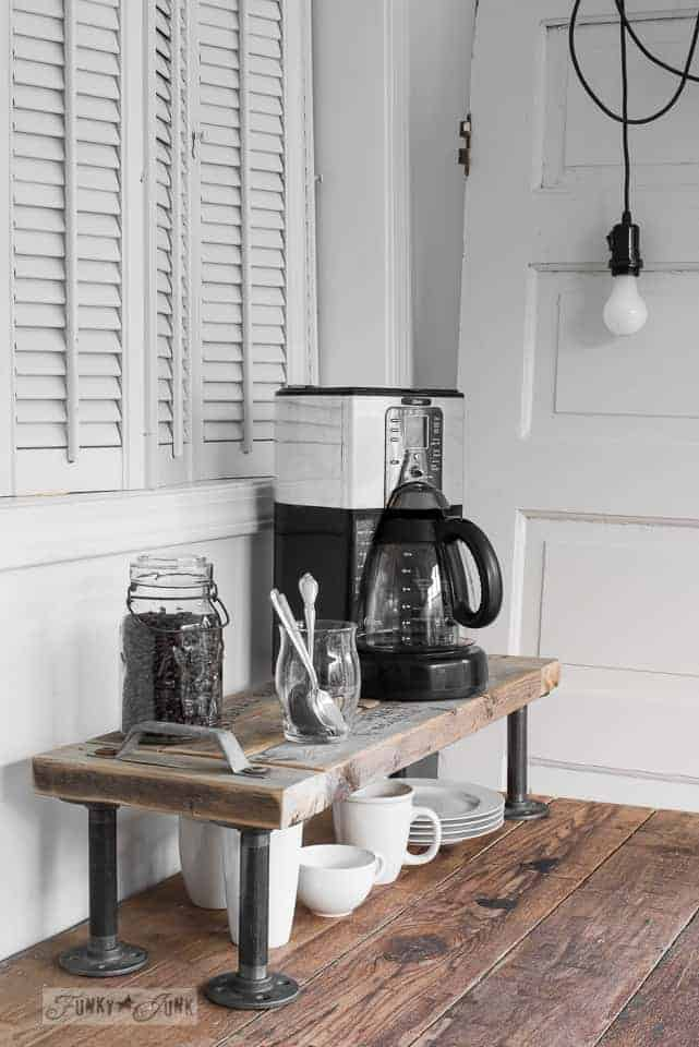 Industrial and Compact Coffee Station