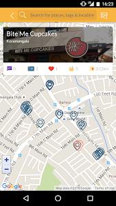 Samoza - Street Food App screenshot 3