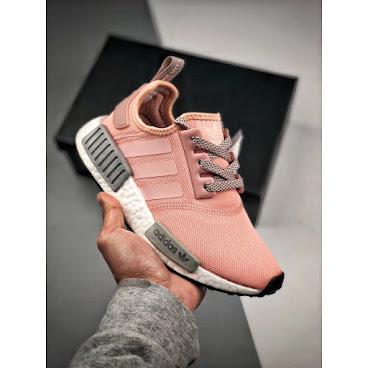Adidas NMD R1 (Pink/Grey)