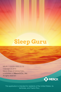 Sleep Guru- screenshot thumbnail