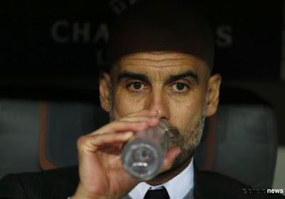 Pep Guardiola reageerde geïrriteerd na de klinkende zege van Bayern München