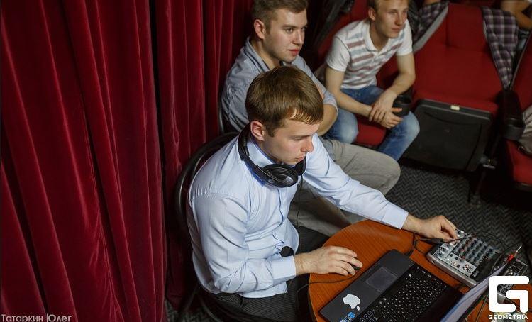 Александр Никитин в Челябинске
