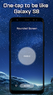 S8 Rounded Corners - S8 Style - náhled