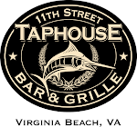 Logo for 11th Street Taphouse Bar & Grille