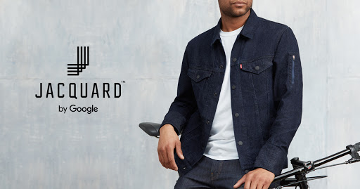 Image result for PROJECT JACQUARD: GOOGLE AND LEVI CREATE SMART CLOTHES