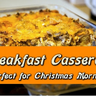 Breakfast Casserole - Perfect for Christmas Morning Recipe
