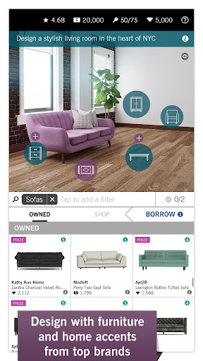 Design Home screenshot 7