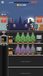 Weed Factory Idle Apk Download For Android and Iphone 6