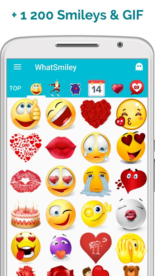 whatsmiley coole smileys android apps auf google play. Black Bedroom Furniture Sets. Home Design Ideas