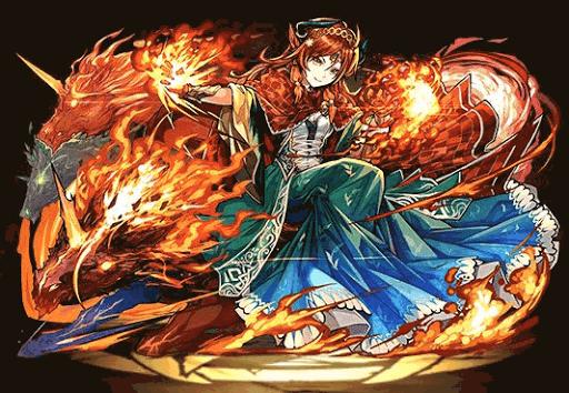 灼手の争女神・マッハ