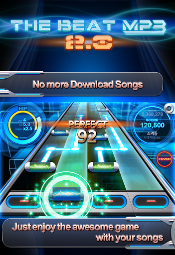 Code Triche BEAT MP3 2.0 - Rhythm Game APK MOD screenshots 1