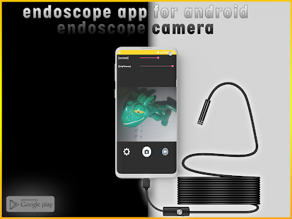endoscope app for android Screenshot