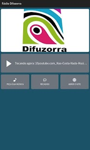Rádio Difuzorra- screenshot thumbnail