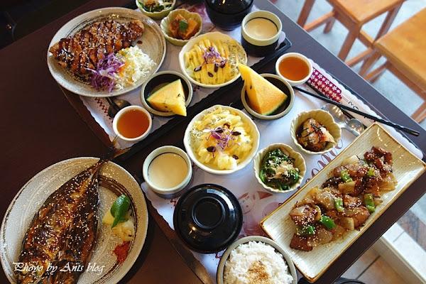 三禾屋日式定食
