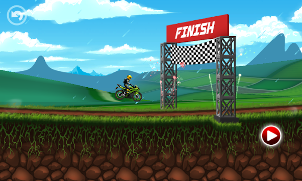 Zabava Kid Racing - Motocross APK screenshot thumbnail 3