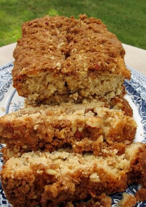 Caramel Apple Butter Bread