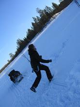 Photo: Talvihuvittelua