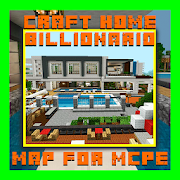 Craft Home Billionario map for MCPE