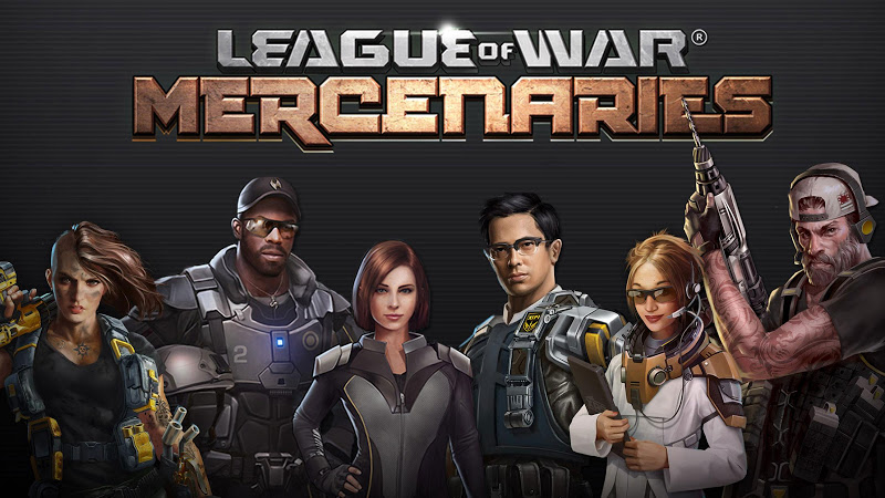 League of War: Mercenaries v7.3.51 [Mod]