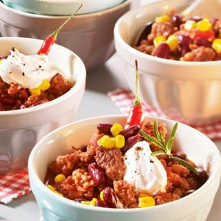 Chili Con Carne Mit Baked Beans Recipe