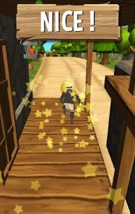 Subway Ninja Shinobi Running 3D - náhled