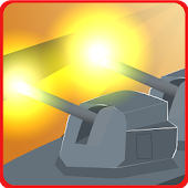 Battleship Shooter 2D