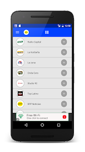 Radio Perú FM screenshot 3