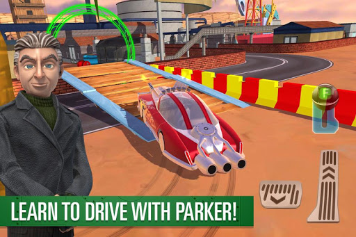 Parkers Driving Challenge