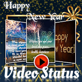 Video Songs Status of New year 2018 !