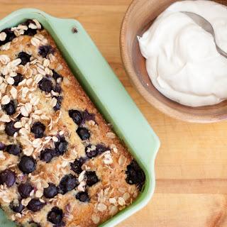Low Calorie Blueberry Buckle Recipes