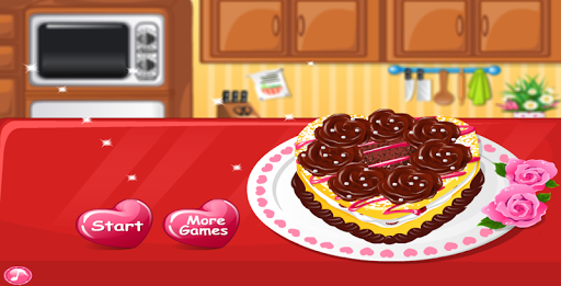 Cake Maker - Cooking games 1.0.0 screenshots 1