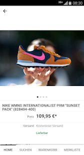 Sneaxs - Sneaker Shop- screenshot thumbnail