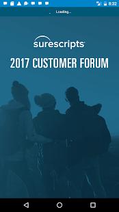 Surescripts Customer Forum '17 - náhled