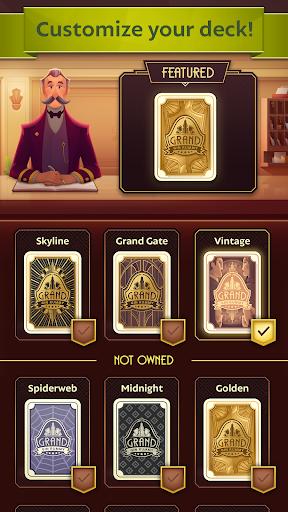 Grand Gin Rummy: The classic Gin Rummy Card Game 1.3.4 screenshots 8