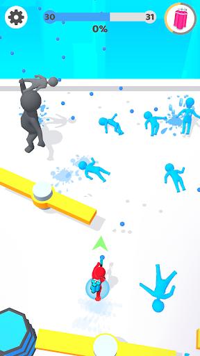 Paintman 3D - Color shooter 1.5 screenshots 3