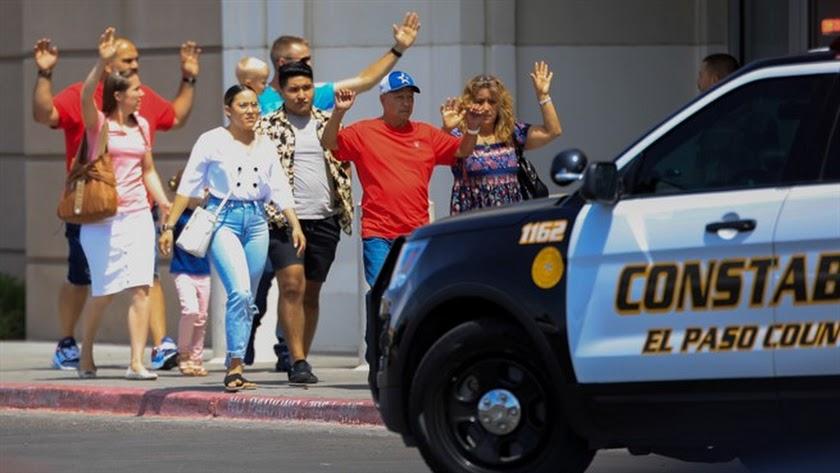 La Policía de El Paso (Texas) confirma la muerte de 20 personas en un tiroteo en un centro comercial.