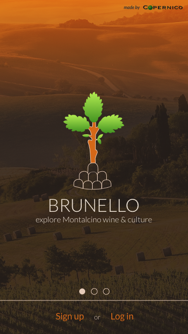 Brunello- screenshot