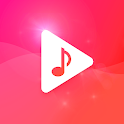 Free music player for YouTube: Stream icon