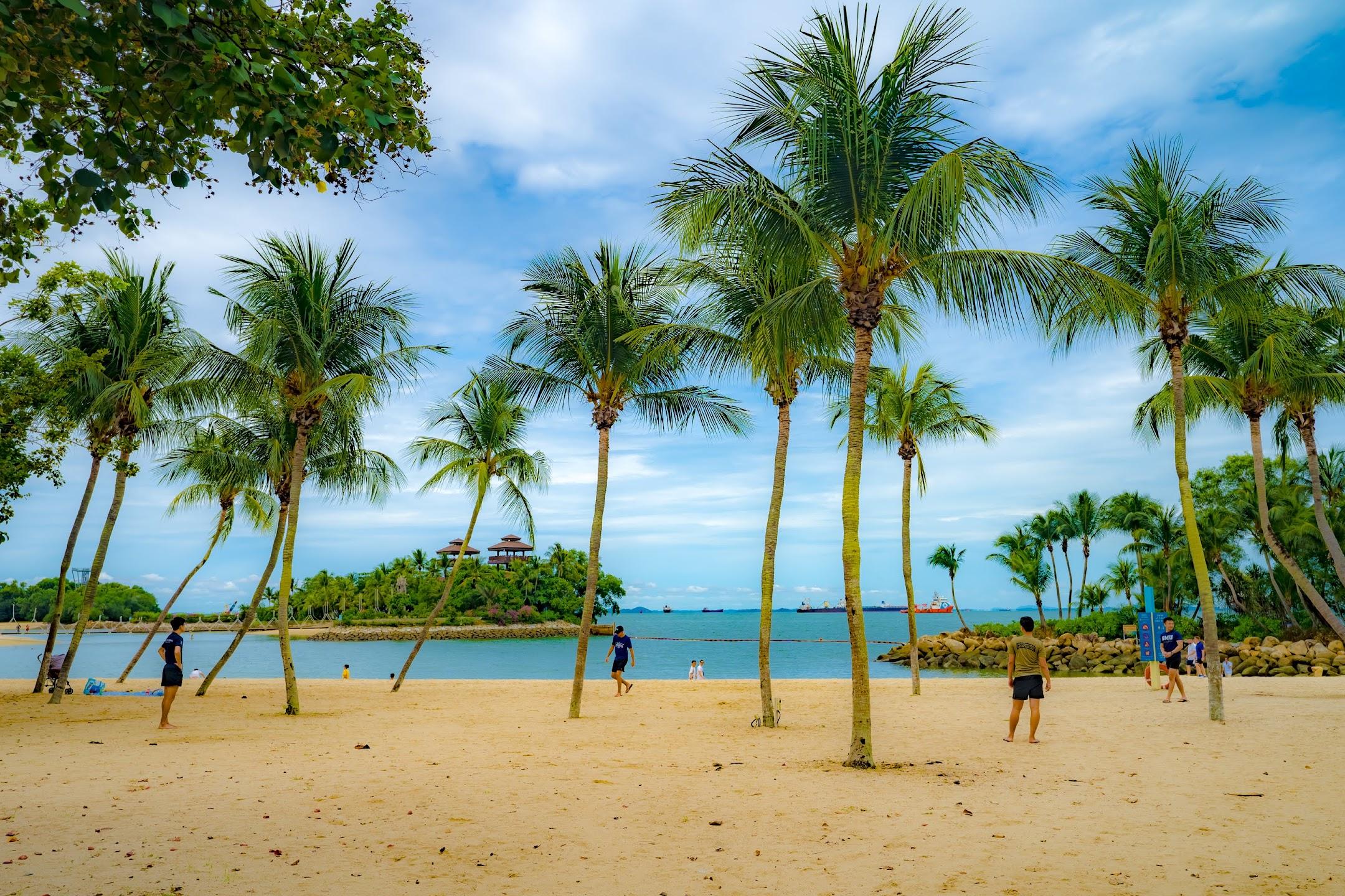 Singapore Sentosa Palawan Beach3