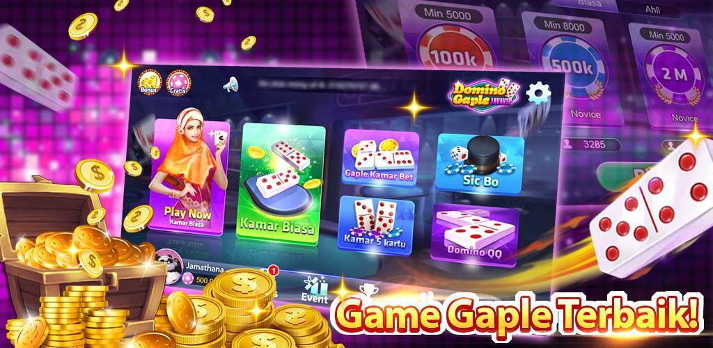 Domino Gaple Online Pro Free 1 0 5 Apk Download Com Siamvip Domino Gaple Online Apk Free