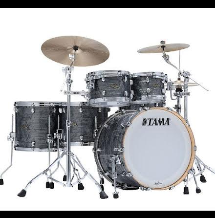 Tama Starclassic Walnut/Birch - WBR52RZS-CCO - Charcoal Onyx