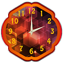 Modern Clock Widget icon